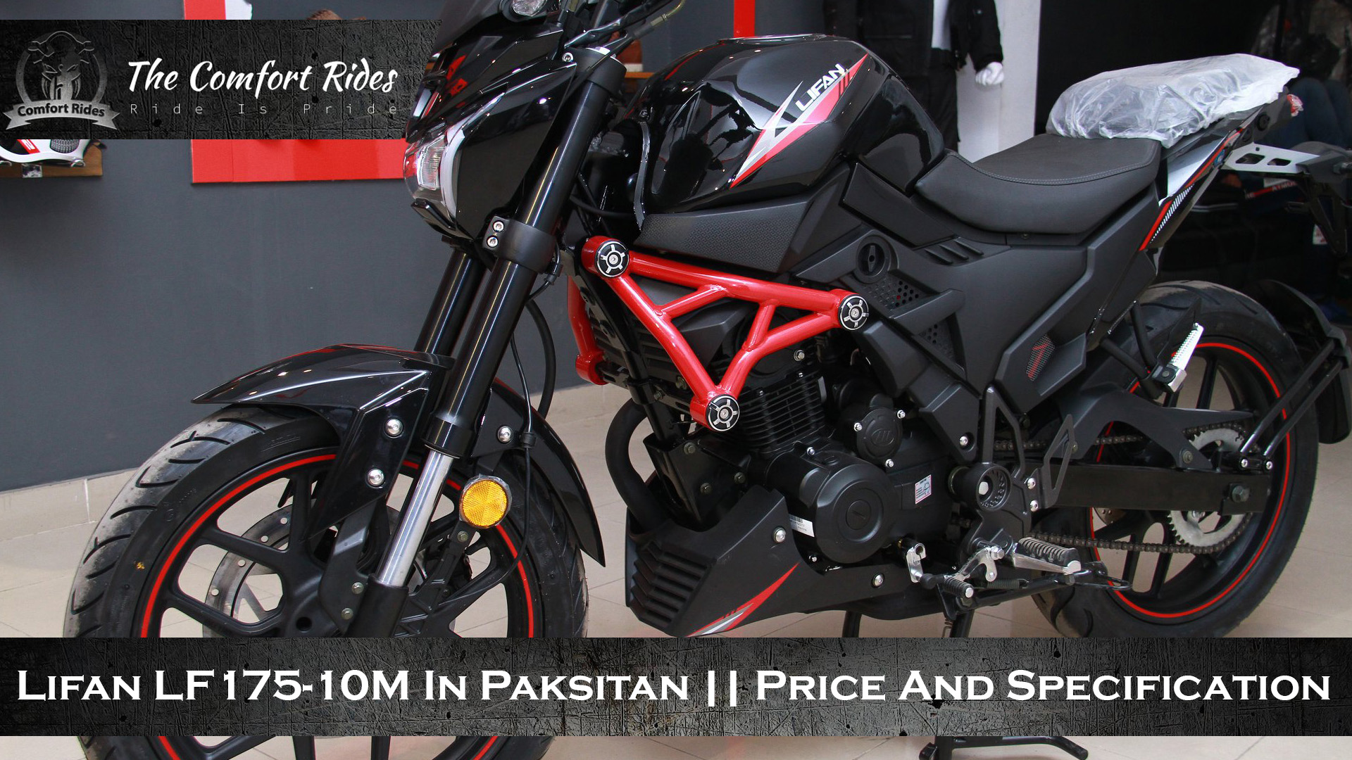 Lifan Lf175 10m In Pakistan Price And Detail Specs Comfort Rides